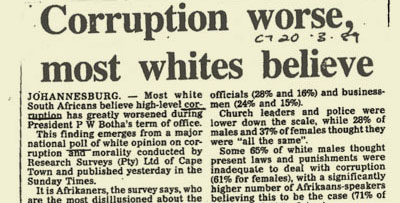 Cape Times, 20/03/89 - click to see more