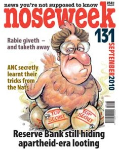 Noseweek Sept 2010